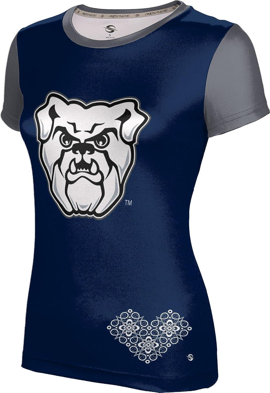 ProSphere Butler University Girls' Performance T-Shirt (Foxy)