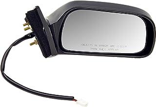 Dorman 955-1239 Passenger Side Power Door Mirror for Select Toyota Models, Black