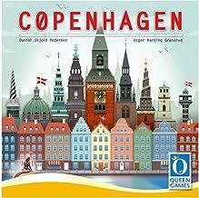 Queen Games Copenhagen Board Game
