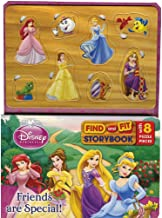 Disney Princess Friends are Special (Pack) (Disney Find & Fit)