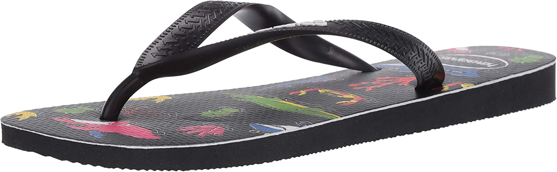 Havaianas Men's Top Mulga Flip Flop Sandal