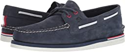 Sperry A/O 2-Eye Nautical Leather