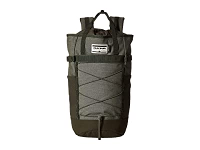 Dakine WNDR Cinch Pack 21L (R2R Olive) Backpack Bags
