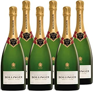 "Champagne Special Cuvée - Bollinger - Rebsorte Pinot Noir, Chardonnay, Pinot Meunier - 6x75cl - Médaille d""Argent Decanter"