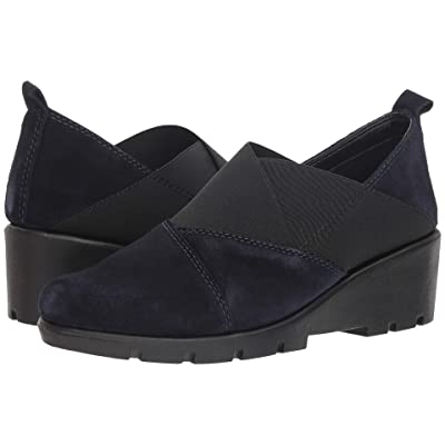 The FLEXX Crosstown (Blue Suede) Women