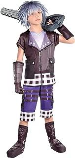 Riku Halloween Costume for Boys, Kingdom Hearts, Includes Accessories