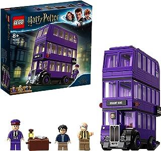 LEGO HarryPotter 75957 LeMagicobus, Jeu de Construction avec 3 Figurines