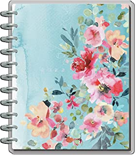 $42 » The Happy Planner Big Sized 12 Month Planner - Seasonal Watercolor Theme - January 2022-December 2022 - Vertical Layout - ...