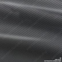 3M 1080 CF201 ANTHRACITE CARBON FIBER 5ft x 1ft (5 Sq/ft) Vinyl Flex Wrap
