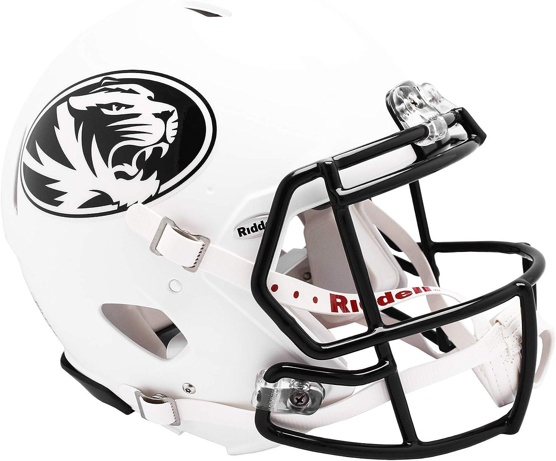 Missouri Tigers Speed Football Helmet B NEW 2018 B