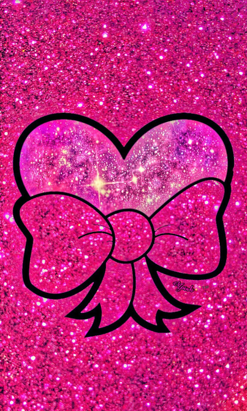 Glitter Wallpapers backgrounds and lock screens for girls