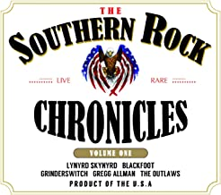 Southern Rockv1 Chronicles V1 Lynyrd Skynrd,Grinderswitch
