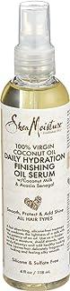 Sheamoisture, Serum Finishing Oil Daily Hydration, 4 Fl Oz