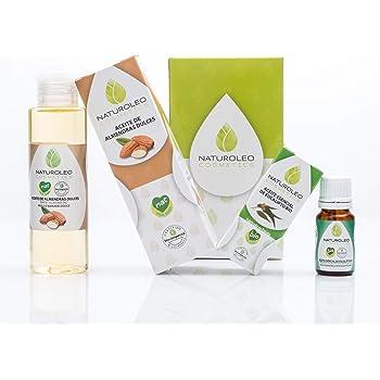 Naturoleo Cosmetics - Aceite Almendras Dulces NAT + Limón BIO ...