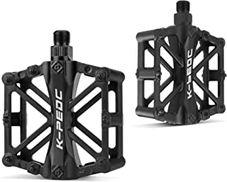 GPMTER Bike Pedals 9/16 for MTB, Mountain Road Bicycle...