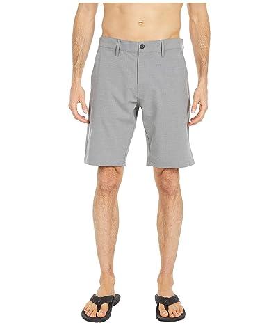 RVCA Balanced Hybrid Shorts (RVCA Black) Men
