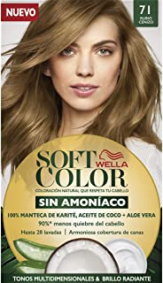 Soft Color Tinte No. 71, color Rubio Cenizo, 1 g