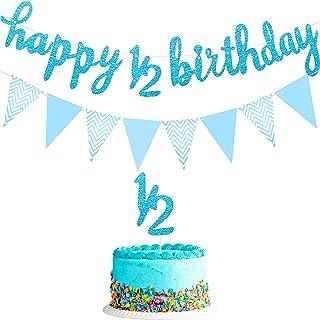 Details about  /x2 Personalised Birthday Banner Toddler Design Children Kids Decoration 50