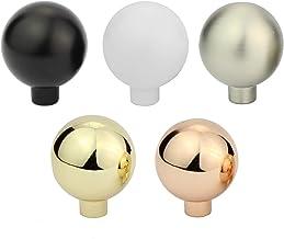 Natural Goods Berlin Meubelgrepen BALL design meubelknoppen metalen meubelknop rond deurgreep voor kasten, commode, dresso...