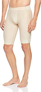 SKINS Men's Compression A400 Half 1/2 Tights Capri Shorts