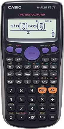 Casio FX-96SGPLUS Calculator Standard Scientific