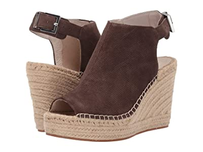Kenneth Cole New York Olivia 2 (Dark Taupe Suede) Women