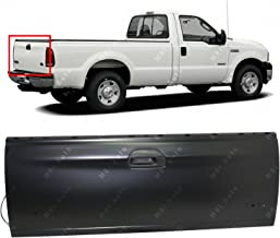 MBI AUTO - Primered Steel, Tailgate Complete Assembly Without Locking Bezel for 1997-2003 Ford F150 97-03 & 1999-2007 Ford F250 F350 Super Duty 99-07 Pickup, FO1900121