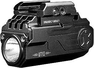 1160 Lumen, UT10 Zaklamp Outdoor LED Sterke Licht USB Oplaadbare Zaklamp, Waterdicht 2 Modi, Geschikt Voor Zoeken, Grot, P...