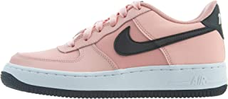 Youth Air Force 1 VDay Leather Synthetic Trainers