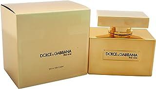 Dolce & Gabbana The One Gold 75 ml Eau de Parfum Spray dla Ciebie, 1 opakowanie (1 x 75 ml)