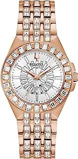 Bulova Ladies' Phantom Crystal Watch
