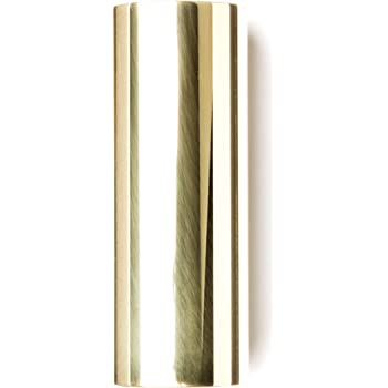 Dunlop 222 Brass Slide, Medium Wall Thickness, Medium