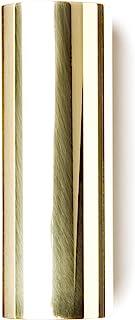 Dunlop 222 Latón cromado Medium/medium-19 x 22 x 60 mm