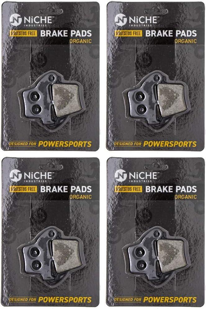 NICHE Save money Brake Pad Set for CRF2250X Honda Oklahoma City Mall CRF250RX CRF250F CRF450R