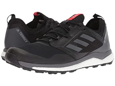 adidas Outdoor Terrex Agravic XT (Black/Grey Five/Hi-Res Red) Men