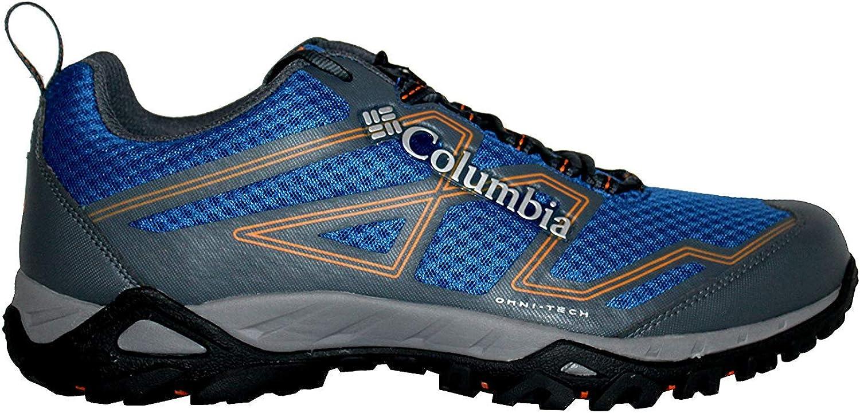Columbia Men's Pine blueffs Waterproof Athletic Techlite Sneakers shoes