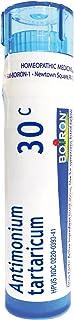 Boiron Antimonium Tartaricum 30C, Homeopathic Medicine for Cough, 80 Pellets