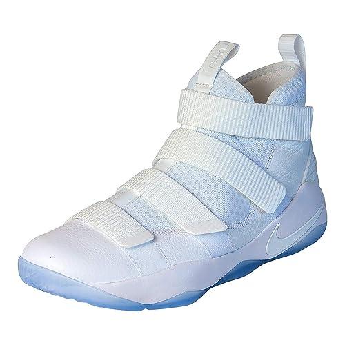 382e14d3e39 Nike Lebron Soldier XI Mens Basketball Shoes