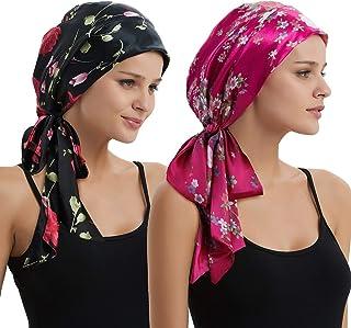EINSKEY Chemo Turbans for Women, Summer Soft Head Scarf Headwear Caps for Chemo, Cancer, Hair Loss
