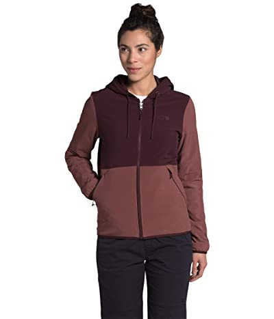 The North Face Mountain Sweatshirt Hoodie 3.0 (Root Brown/Marron Purple) Women