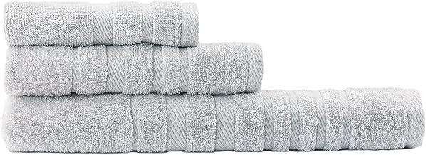 Penthouse Suite Hand Towel Pale Silver