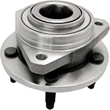 BOXI Front Driver or Passenger Side Wheel Hub and Bearing Assembly 5 Lugs for Chevrolet Malibu 2004-2008 / Pontiac G6 2005-2007 / Non-ABS MODELS 513215