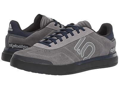 Five Ten Sleuth DLX TLD (Grey Three/Clear Grey/Collegiate Navy) Men