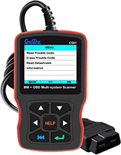 Creator C310 Fit For BMW Multi System OBD2 Auto Diagnostic Scanner Tool V6.2
