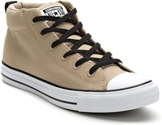 Men's Street Canvas Mid Top Sneaker