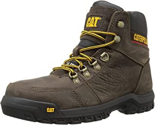 Caterpillar Men's Outline Steel Toe Work Boot, Seal...