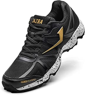 Jazba Rattler Field Hockey Shoe for Men Women Junior Size,Astro Turf Trainers with Good Grip on Wet Turf, Great for Outdoo...