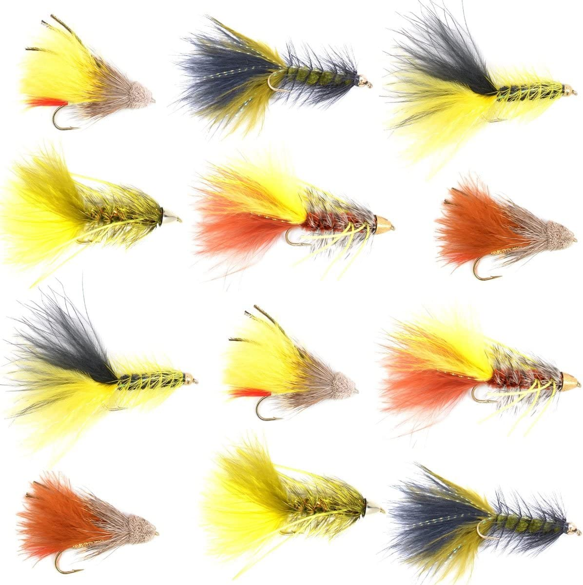 The Fly Fishing Place Trout Boston Mall and R Limited price Assortment - Bass Streamer