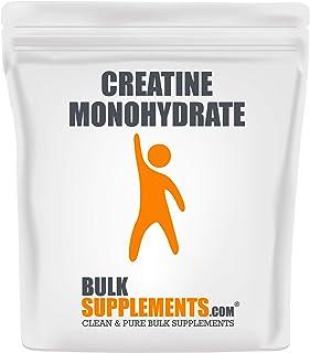 BulkSupplements.com Creatine Monohydrate (Micronized) – Creatine Powder –..