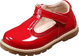 Best toddler girl red mary janes Reviews